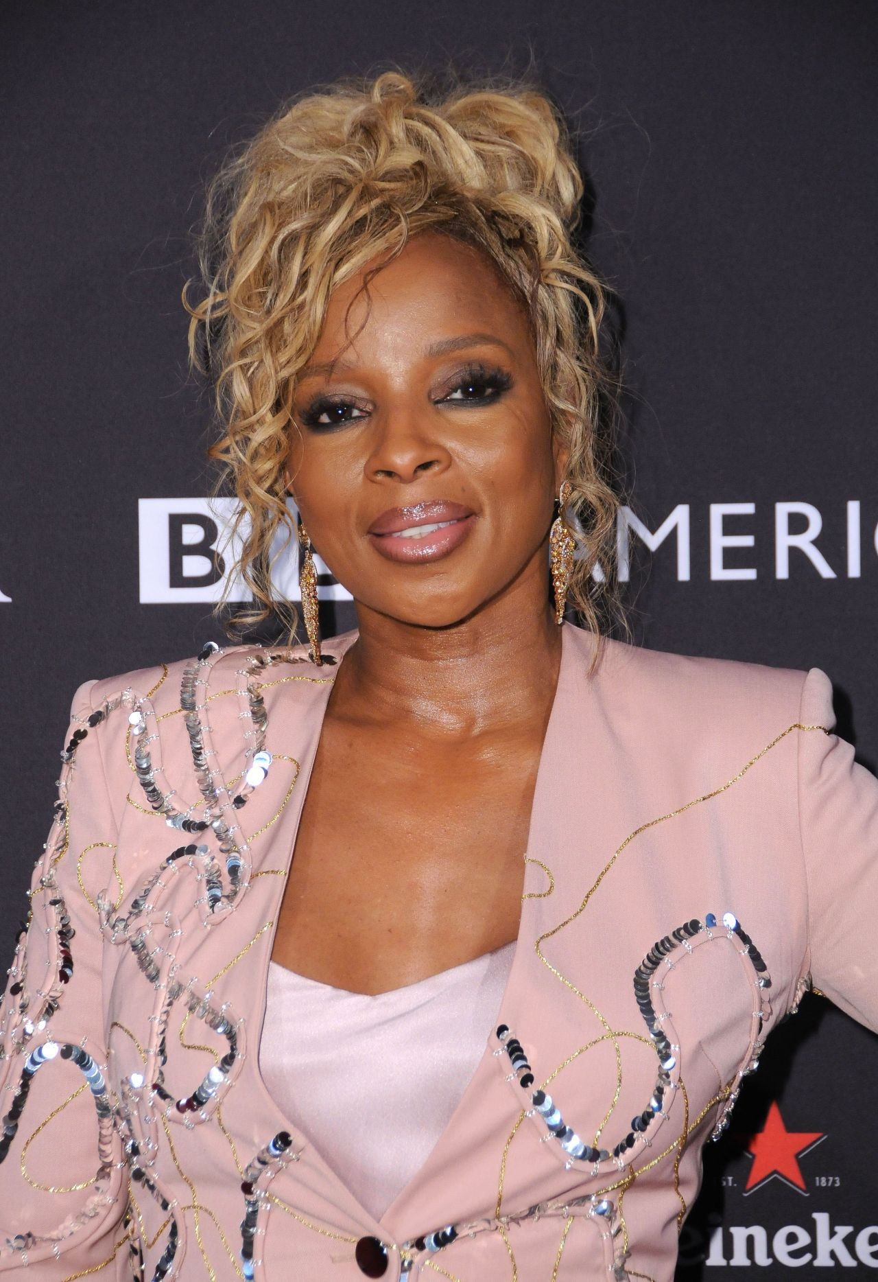 Mary J Blige – 2018 BAFTA Tea Party in Beverly Hills