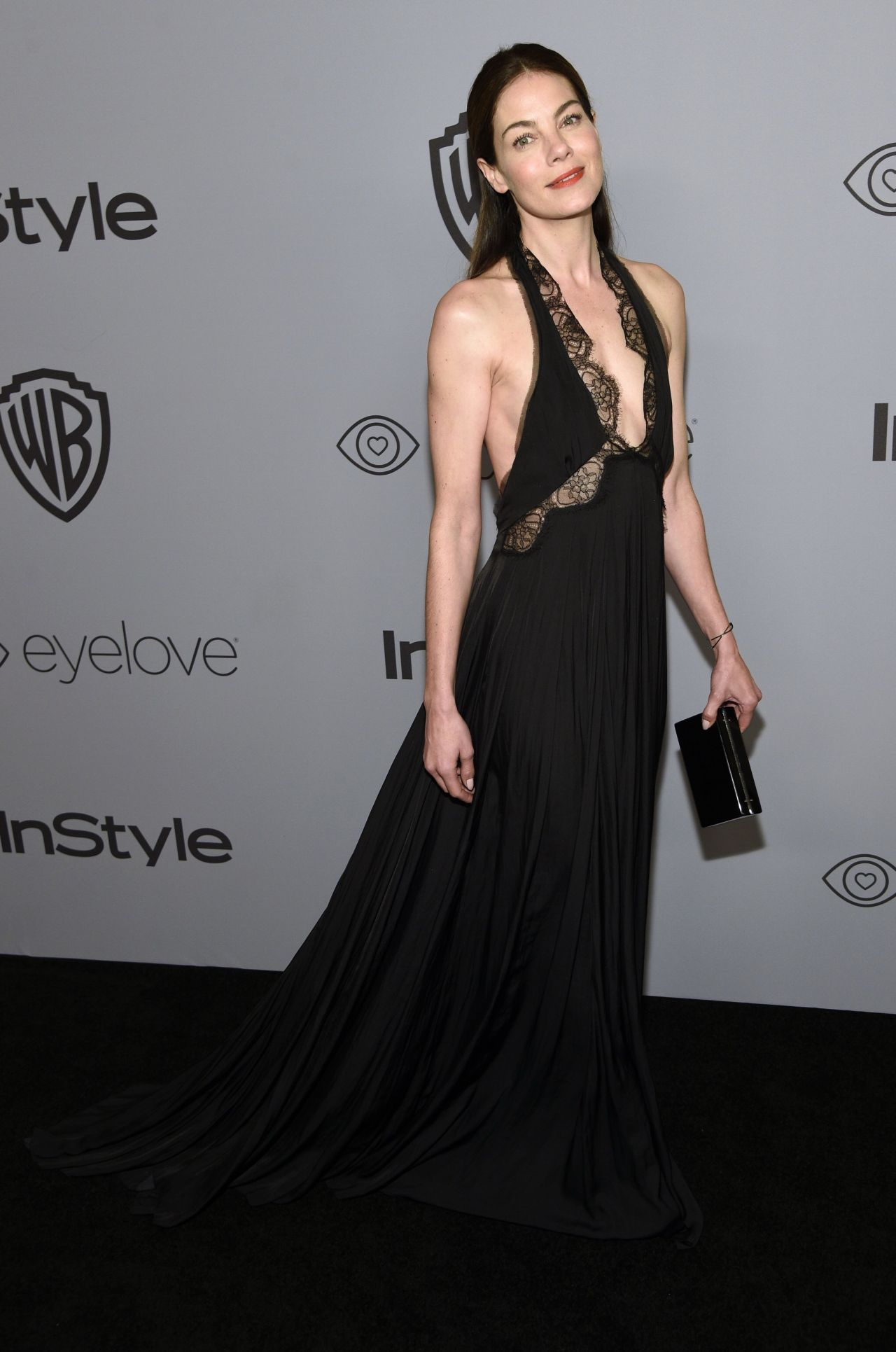 Michelle Monaghan InStyle And Warner Bros Golden Globes