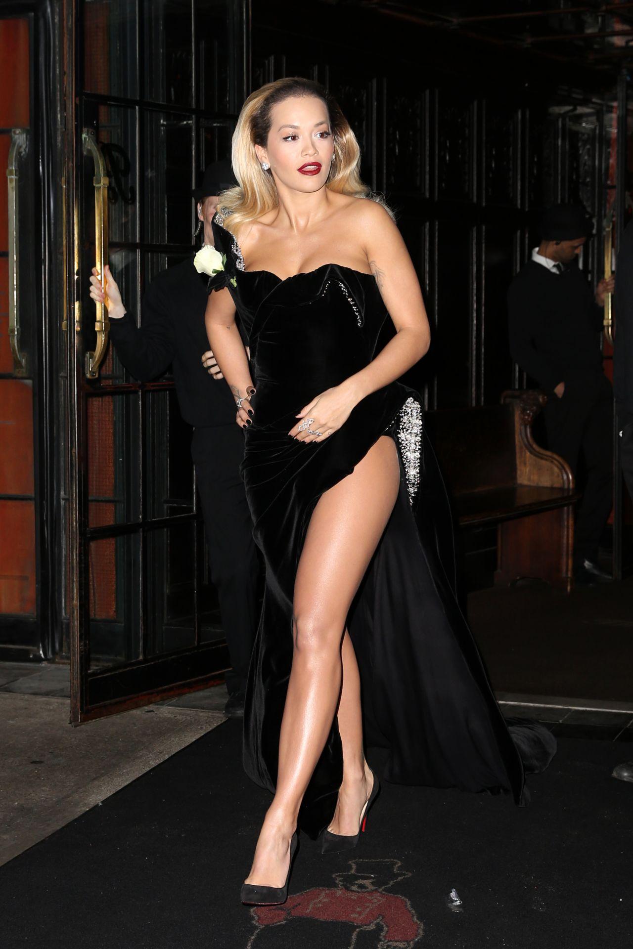 Rita Ora  2018 Grammy Awards in New York