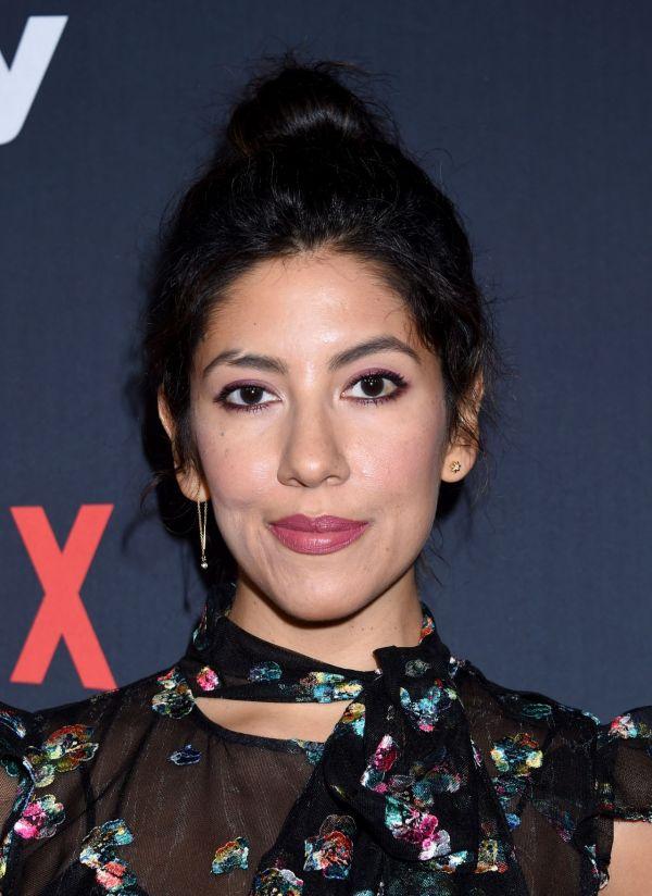 Stephanie Beatriz Day Time Tv Show Season 2 Premiere In Los Angeles