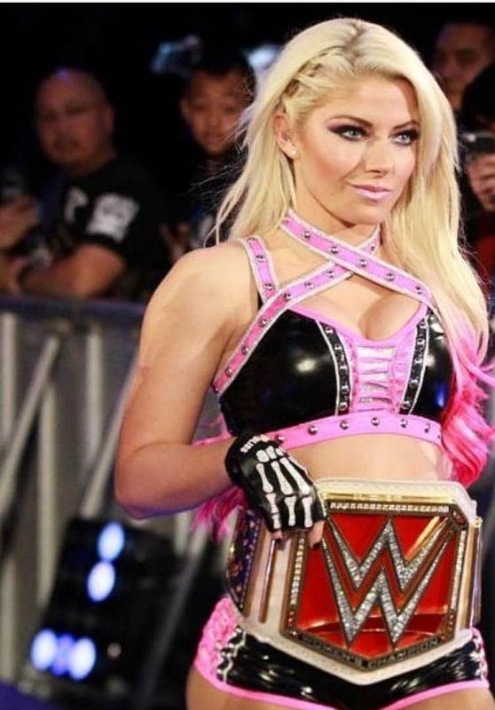 Alexa Bliss WWE Social Media 02182018