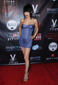 Bai Ling  Living Among Us Red Carpet in Los Angeles