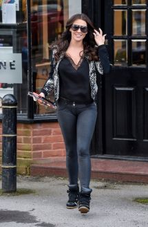 Danielle Lloyd Heading Local Hairdressers In