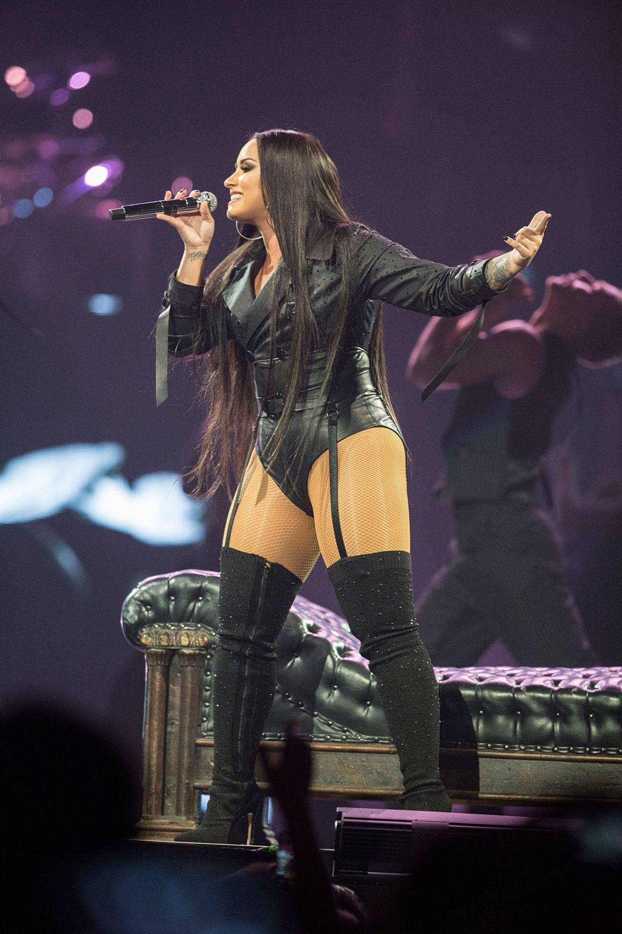 Demi Lovato  Tell Me You Love Me World Tour Opener in San Diego 02262018
