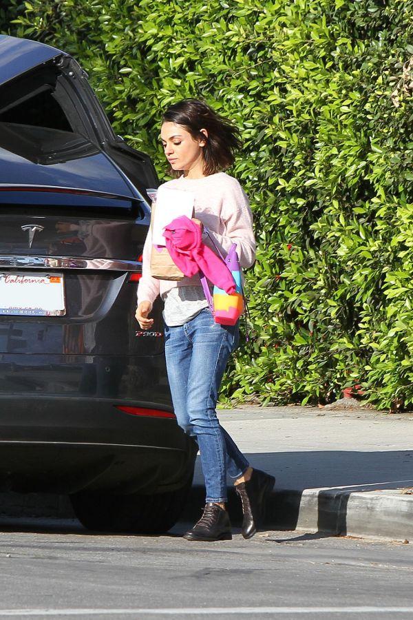 2018 Los Angeles Mila Kunis