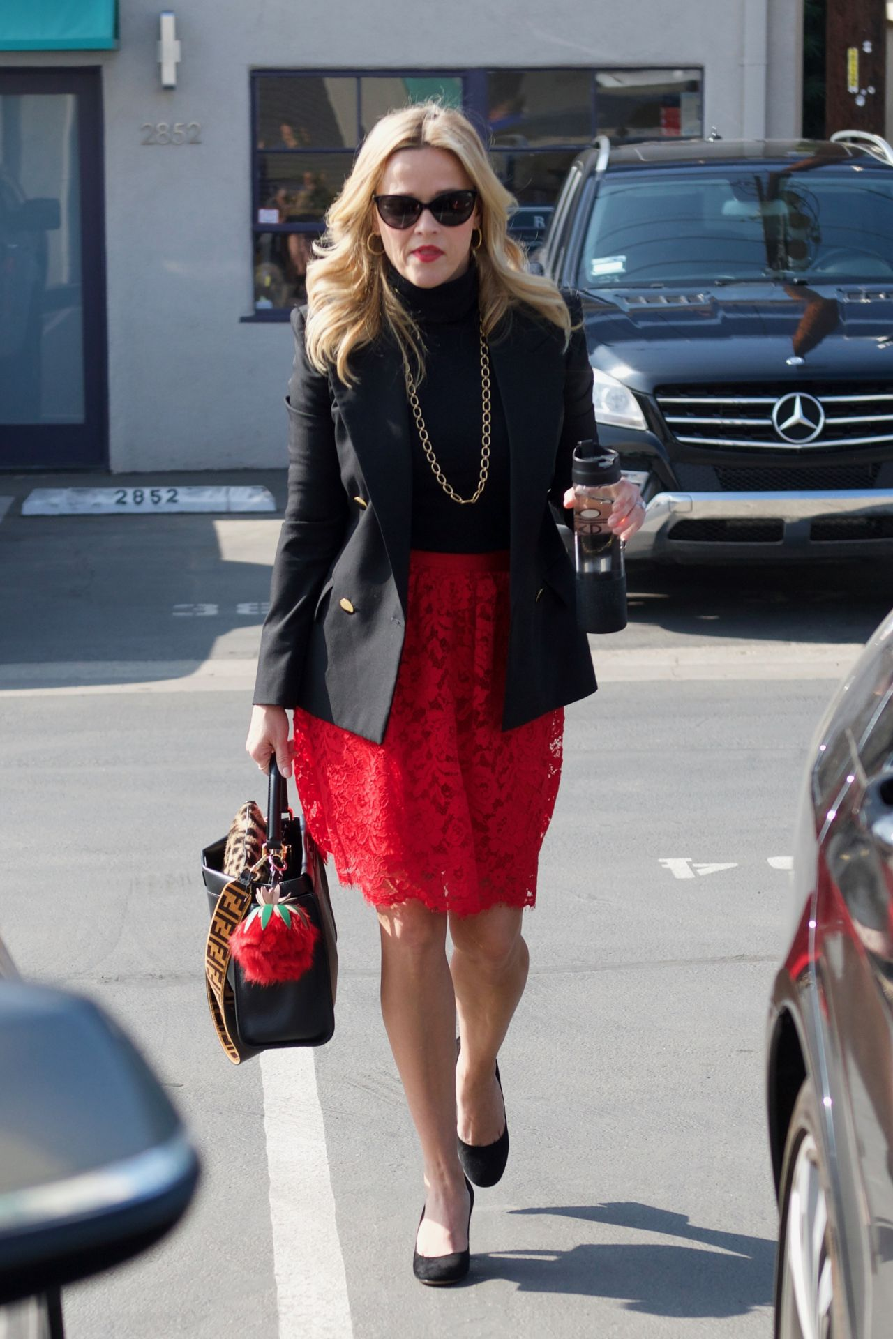 Reese Witherspoon  Out in Los Angeles 02052018