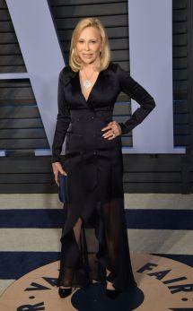 Faye Dunaway 2018 Vanity Fair Oscar Party In Beverly Hills