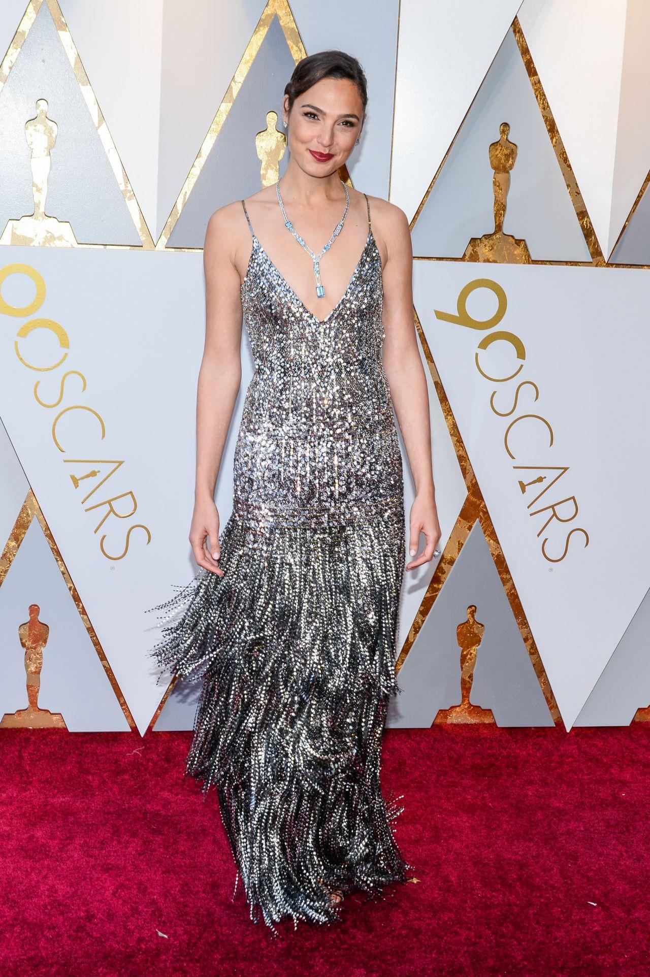 Gal Gadot at Oscar 2018