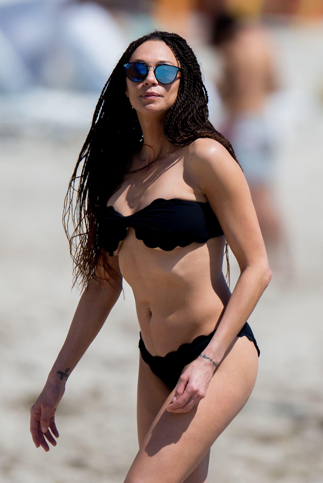 Lilly Becker in Bikini in Miami Beach 03252018