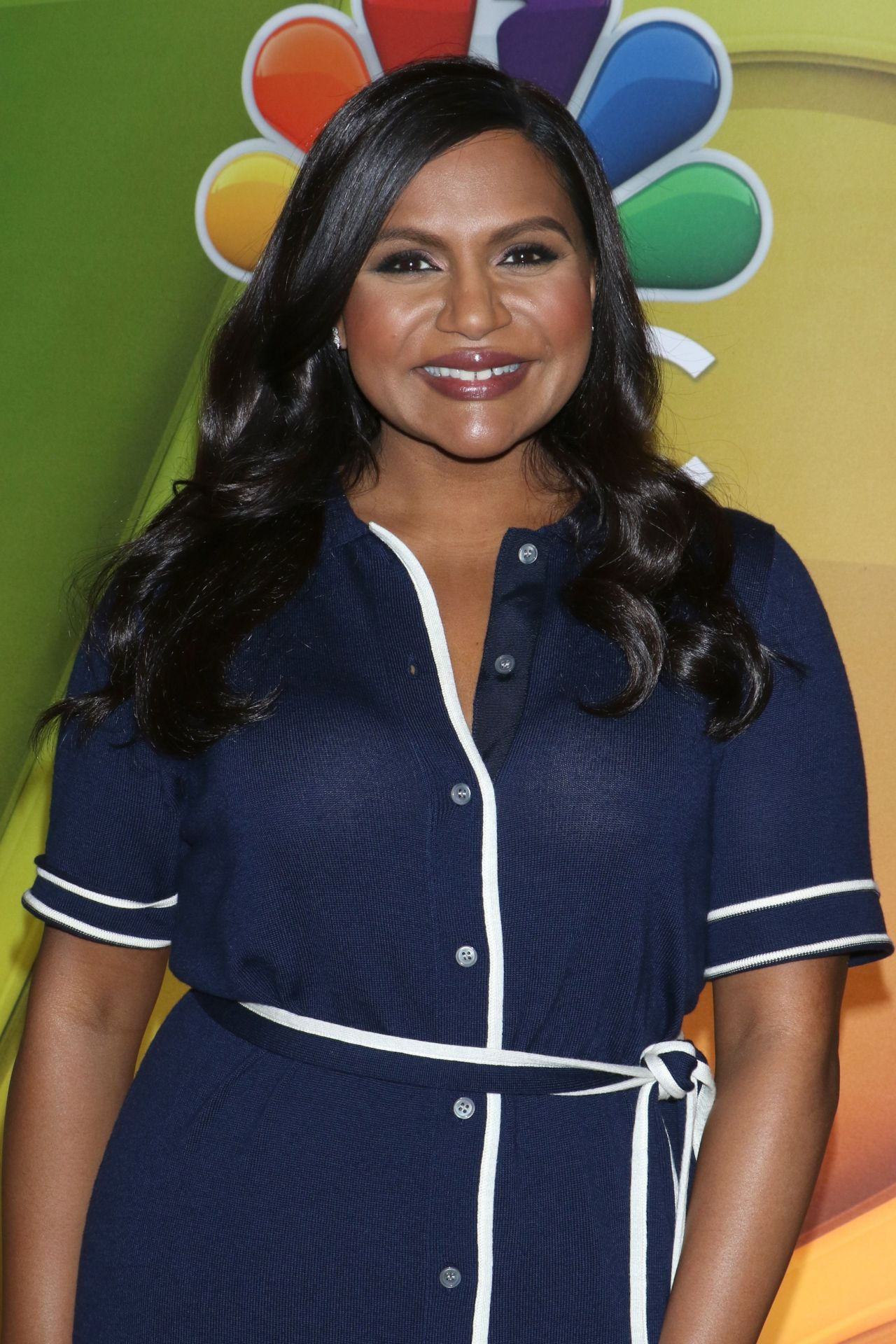 Mindy Kaling  NBC MidSeason Press Day in New York 03082018
