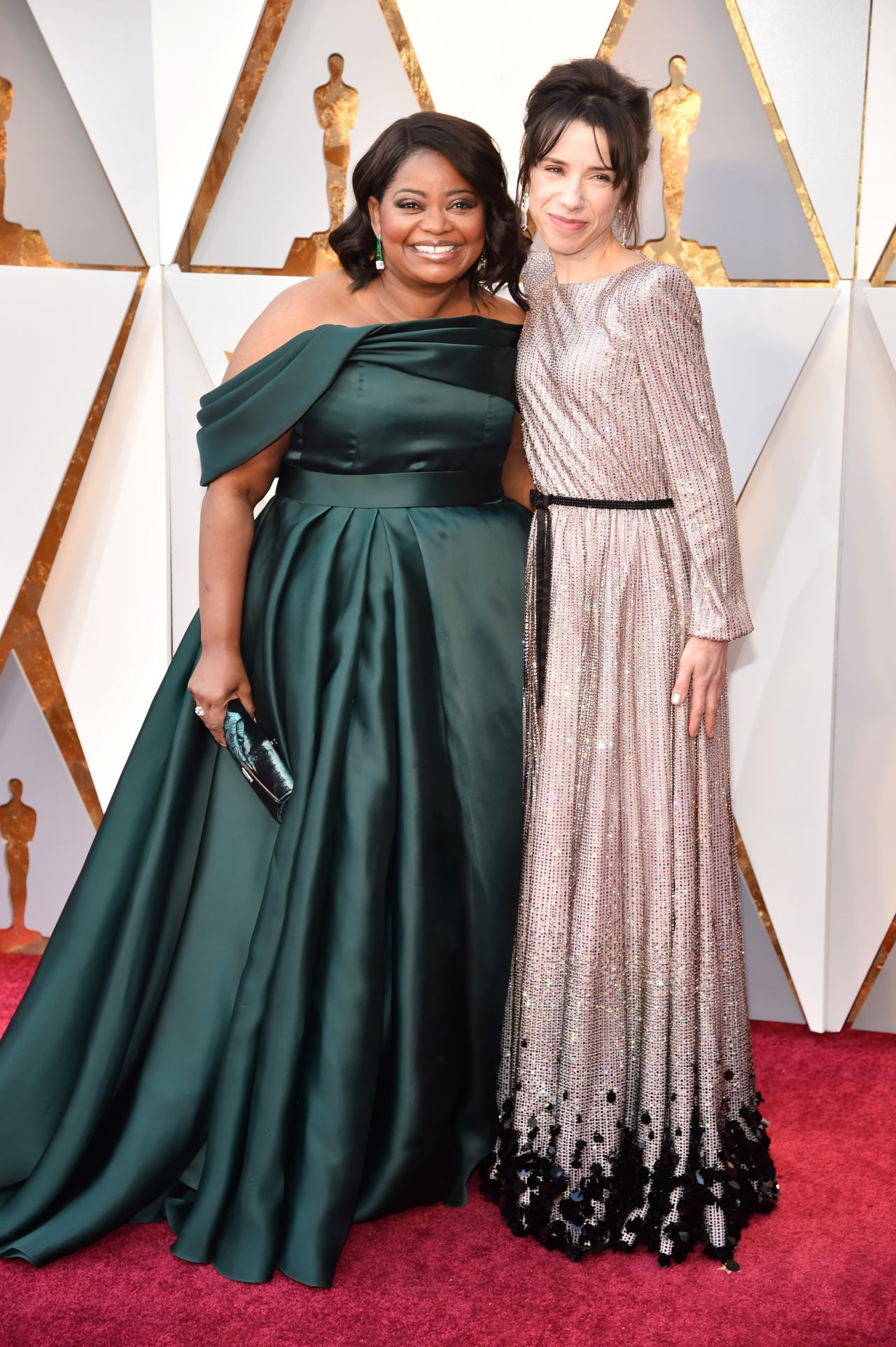 Sally Hawkins  Oscars 2018 Red Carpet