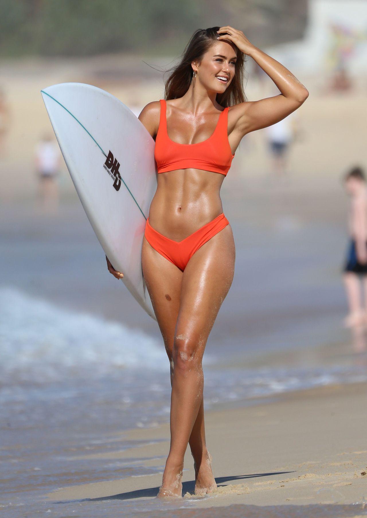 Steph Smith  Bikini Photoshoot at Bondi Beach 03292018