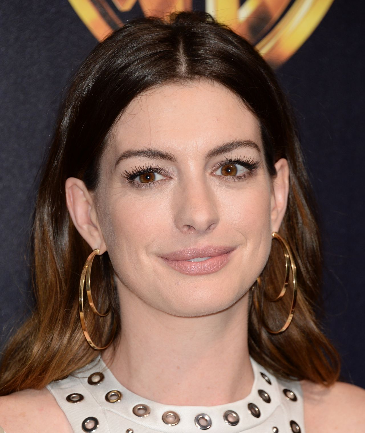 """Anne Hathaway – """"The Big Picture"""" at CinemaCon 2018 in Las Vegas"""