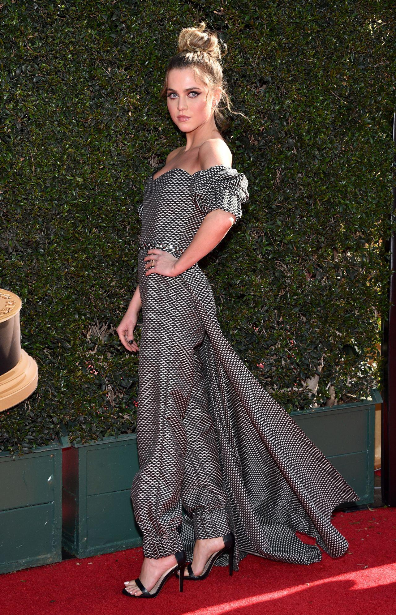 Anne Winters  2018 Daytime Creative Arts Emmy Awards in LA