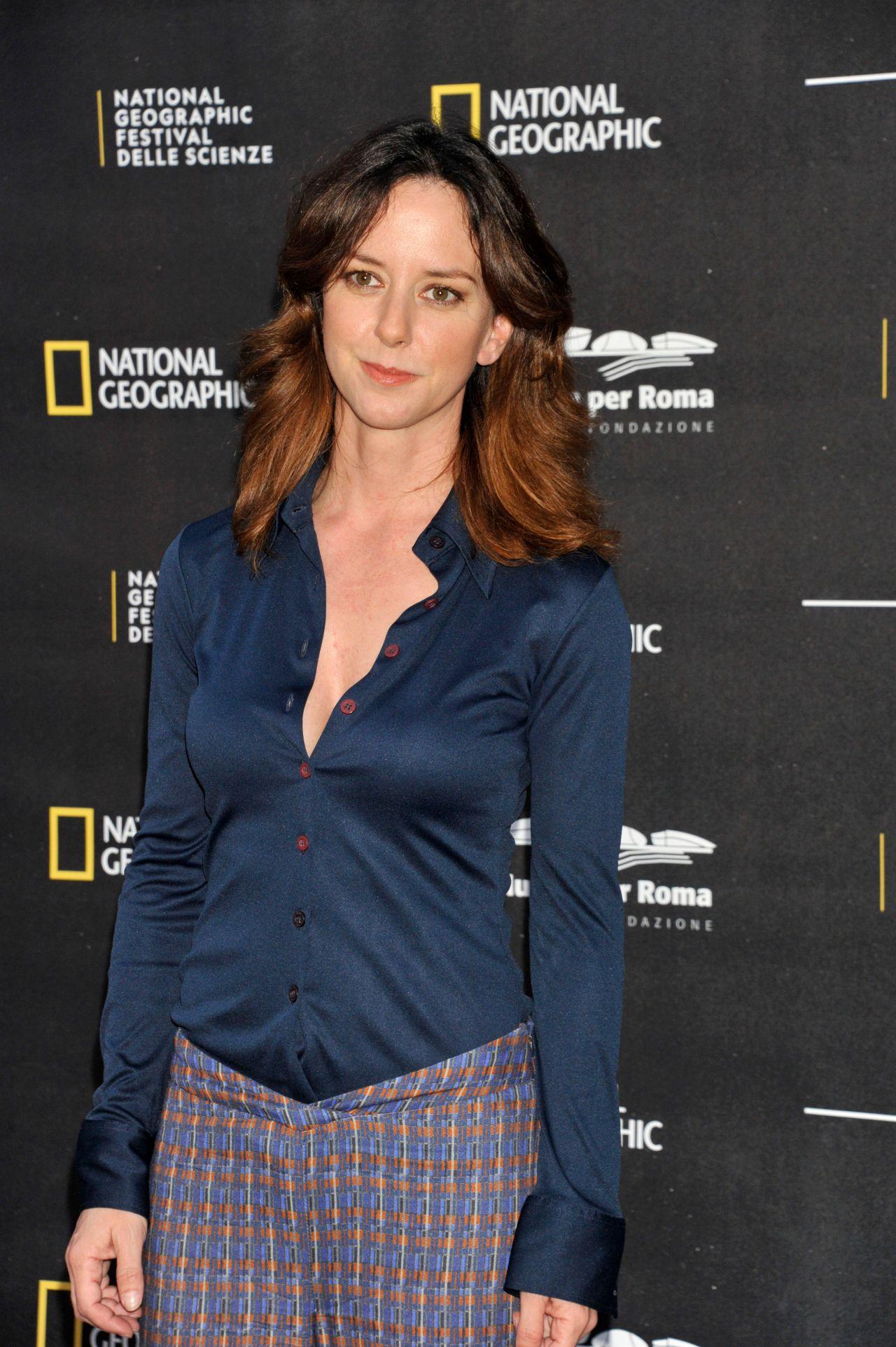 Caterina Guzzanti  Genius Picasso TV Series Premiere in