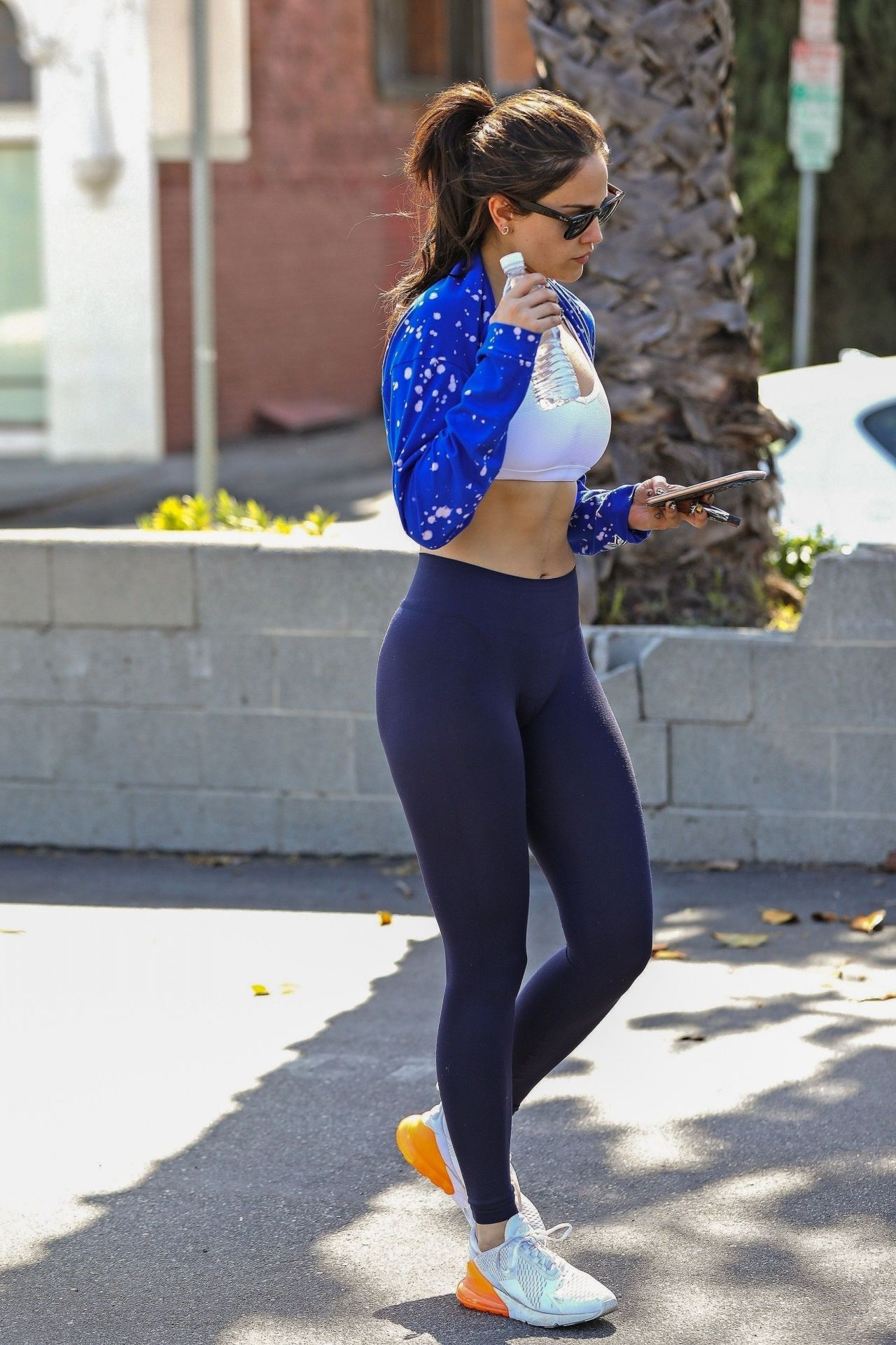 Eiza Gonzalez in Workout Gear  West Hollywood 04282018