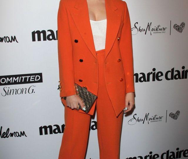 Elizabeth Gillies Marie Claire Fresh Faces Party In La