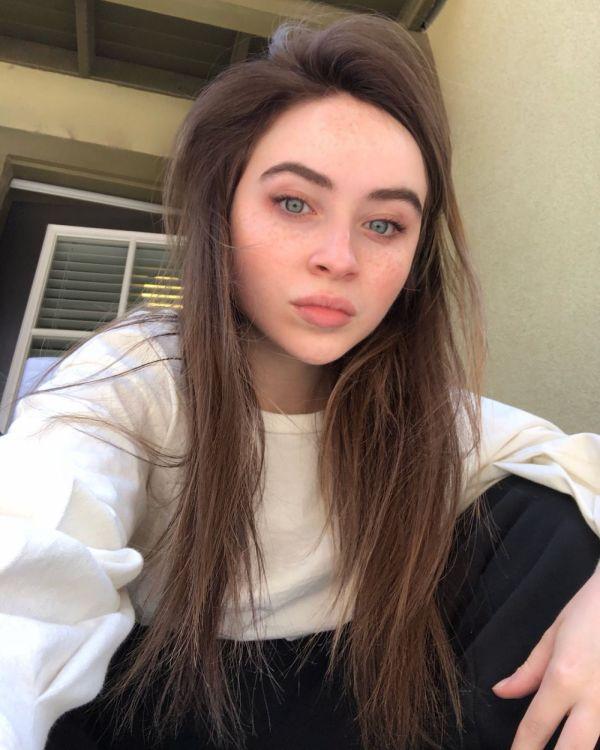 Sabrina Carpenter - Social Media 04 17 2018