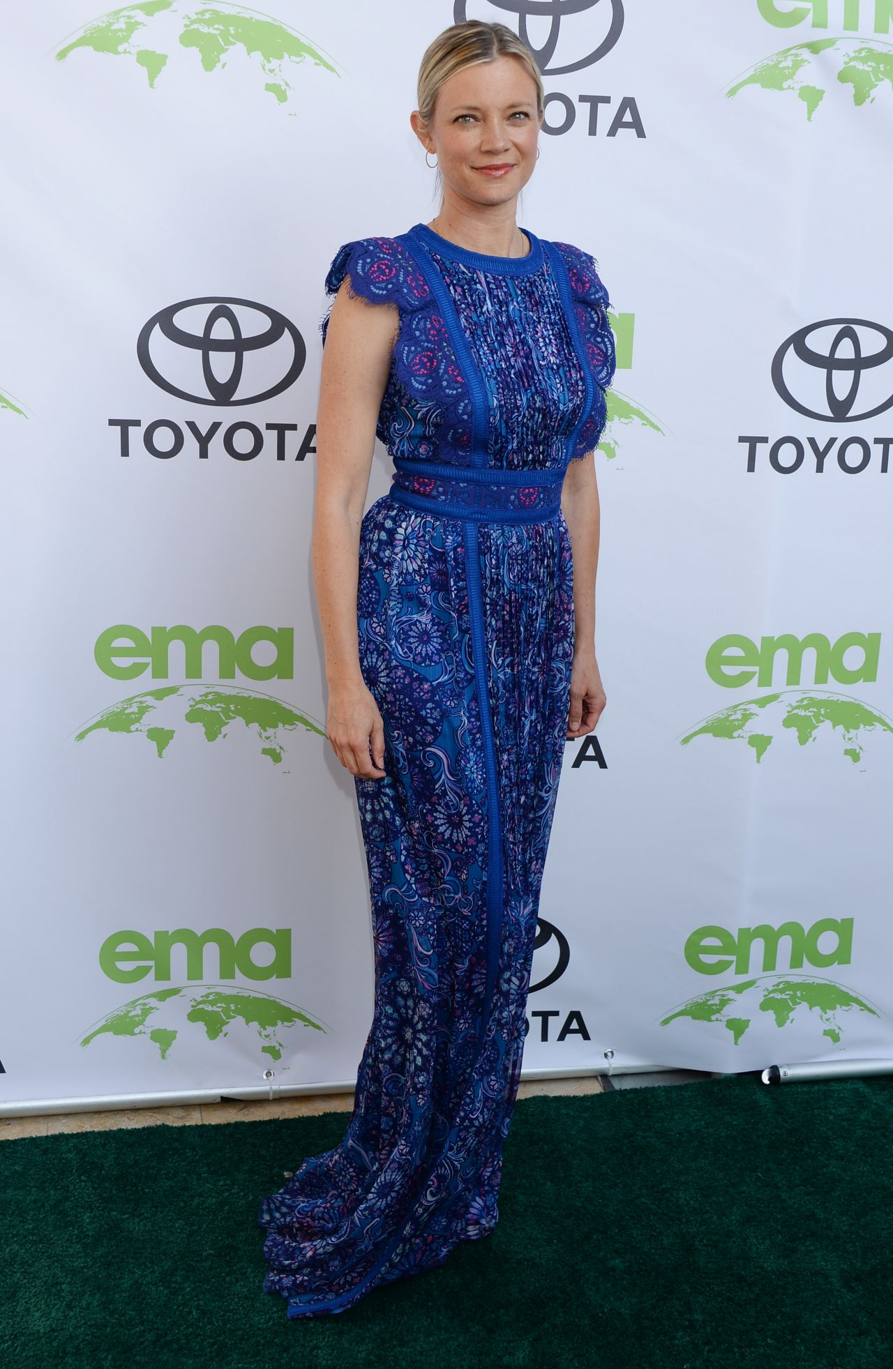 Amy Smart  2018 Environmental Media Awards in Beverly Hills