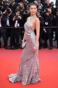Bella Hadid  BlacKkKlansman Red Carpet in Cannes