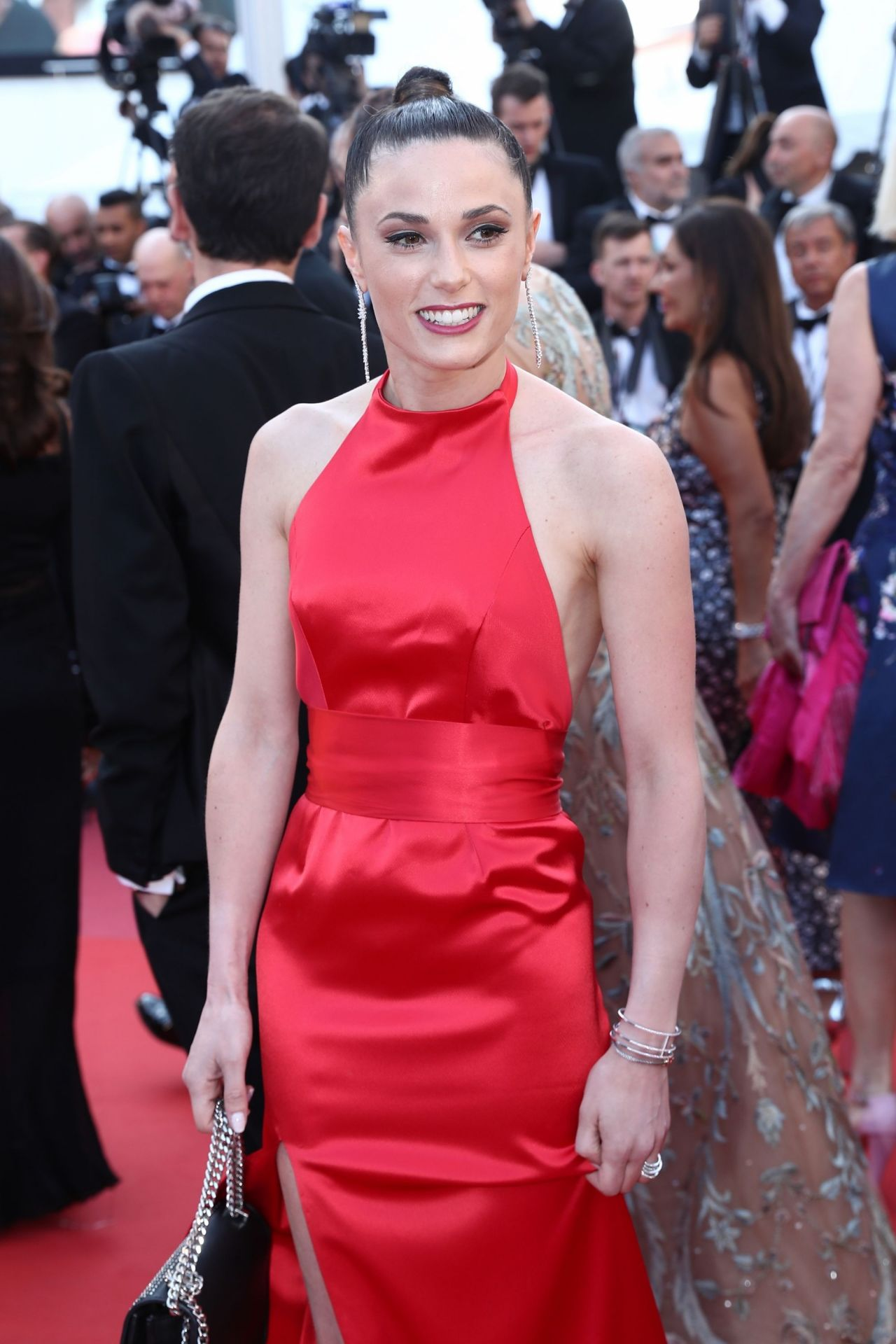 Capucine Anav  Girls of the Sun Premiere at Cannes Film