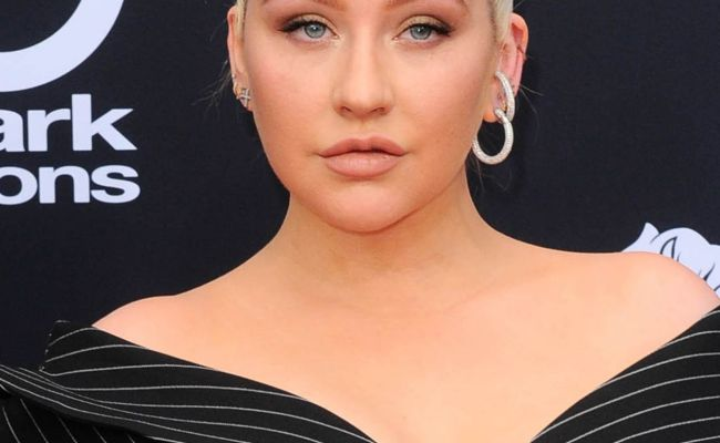 Christina Aguilera 2018 Billboard Music Awards In Las Vegas