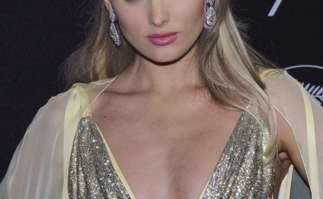 Elsa Hosk Secret Chopard Party In Cannes 05 11 2018