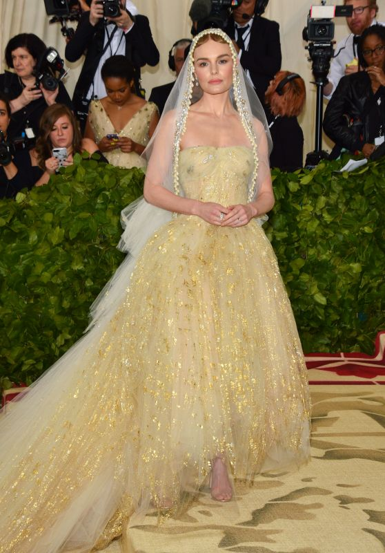 Image result for met gala 2018 Kate Bosworth