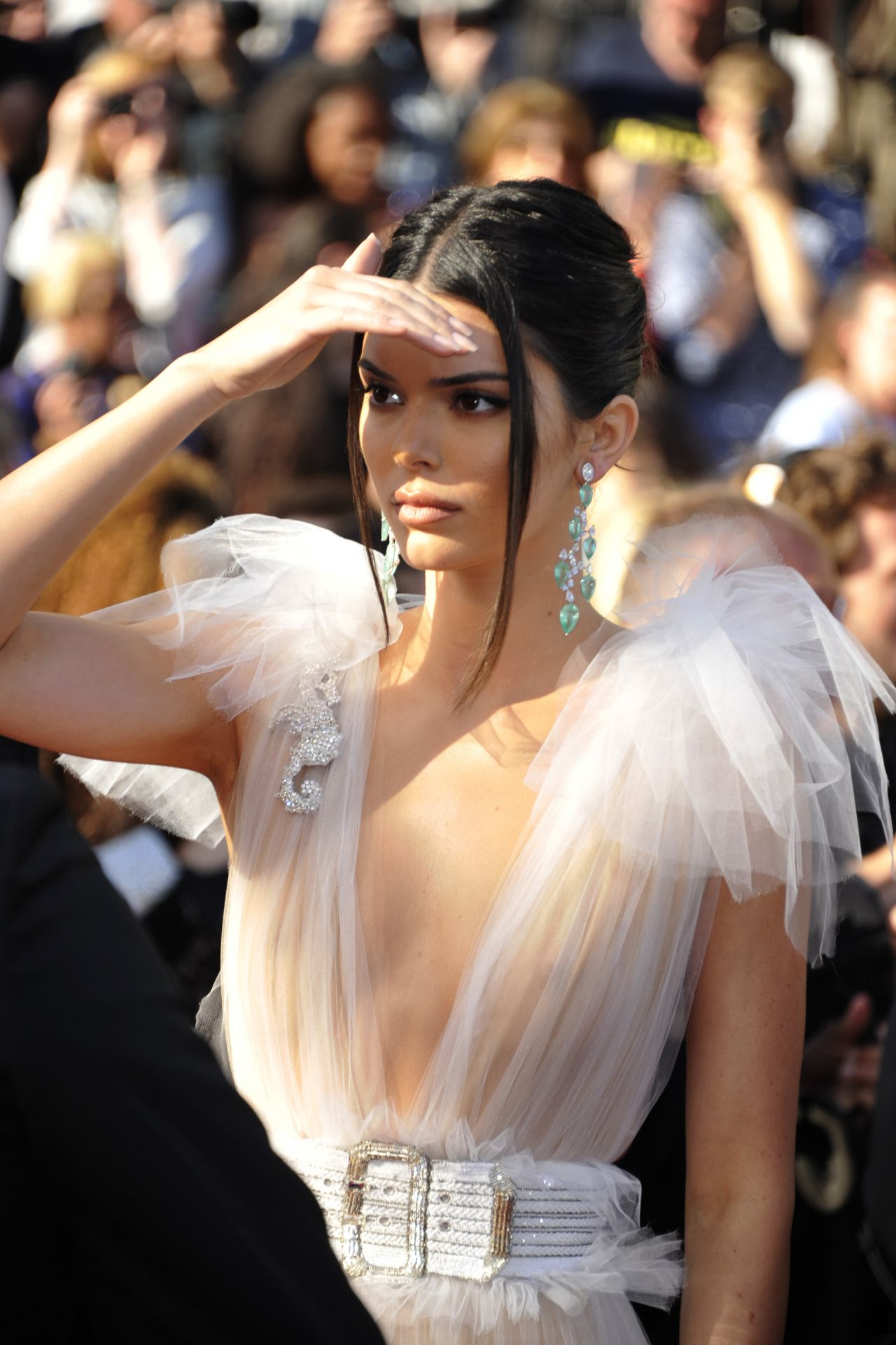 Kendall Jenner Girls Of The Sun Premiere At Cannes