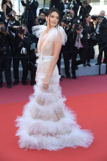 Kendall Jenner Girls Of Sun Premiere Cannes