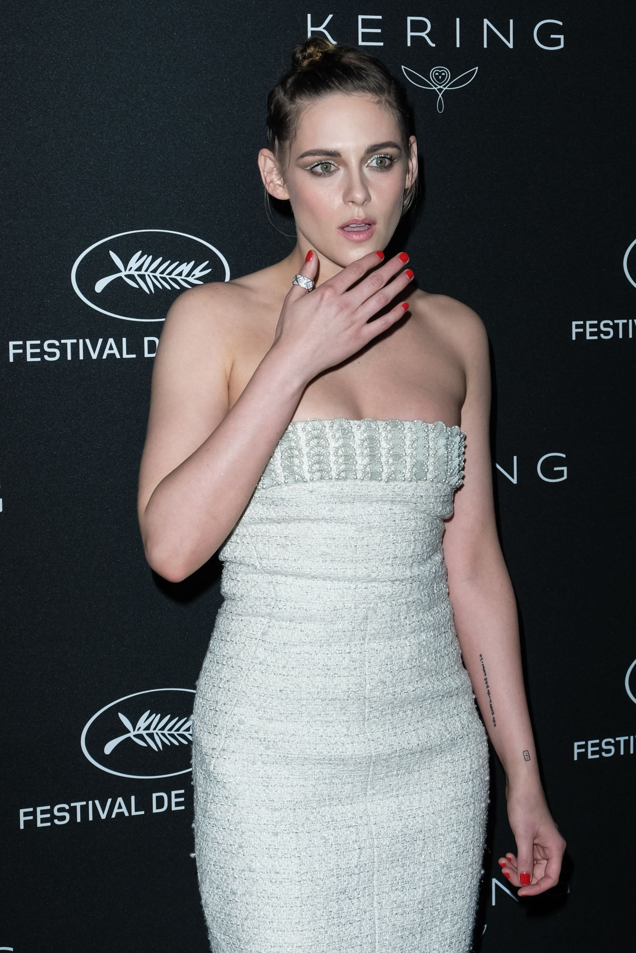 Kristen Stewart  Kering Women in Motion Awards Dinner at Cannes Film Festival 2018