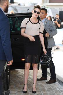 Kristen Stewart - Martinez Hotel In Cannes 05 07 2018