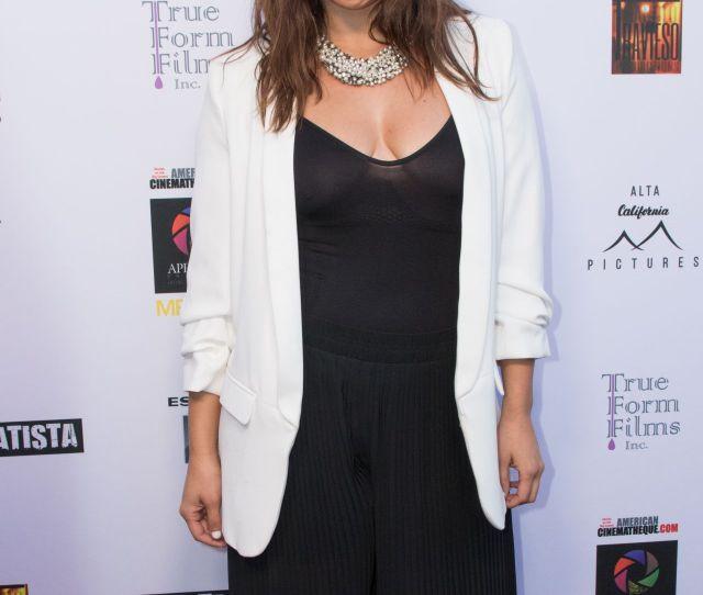 Mariana De Cordoba El Contratista Special Cast And Crew Screening In Hollywood