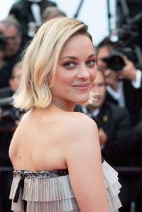 Marion Cotillard  Sink or Swim Red Carpet in Cannes