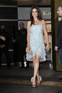 Penelope Cruz Vanity Fair Chanel Party