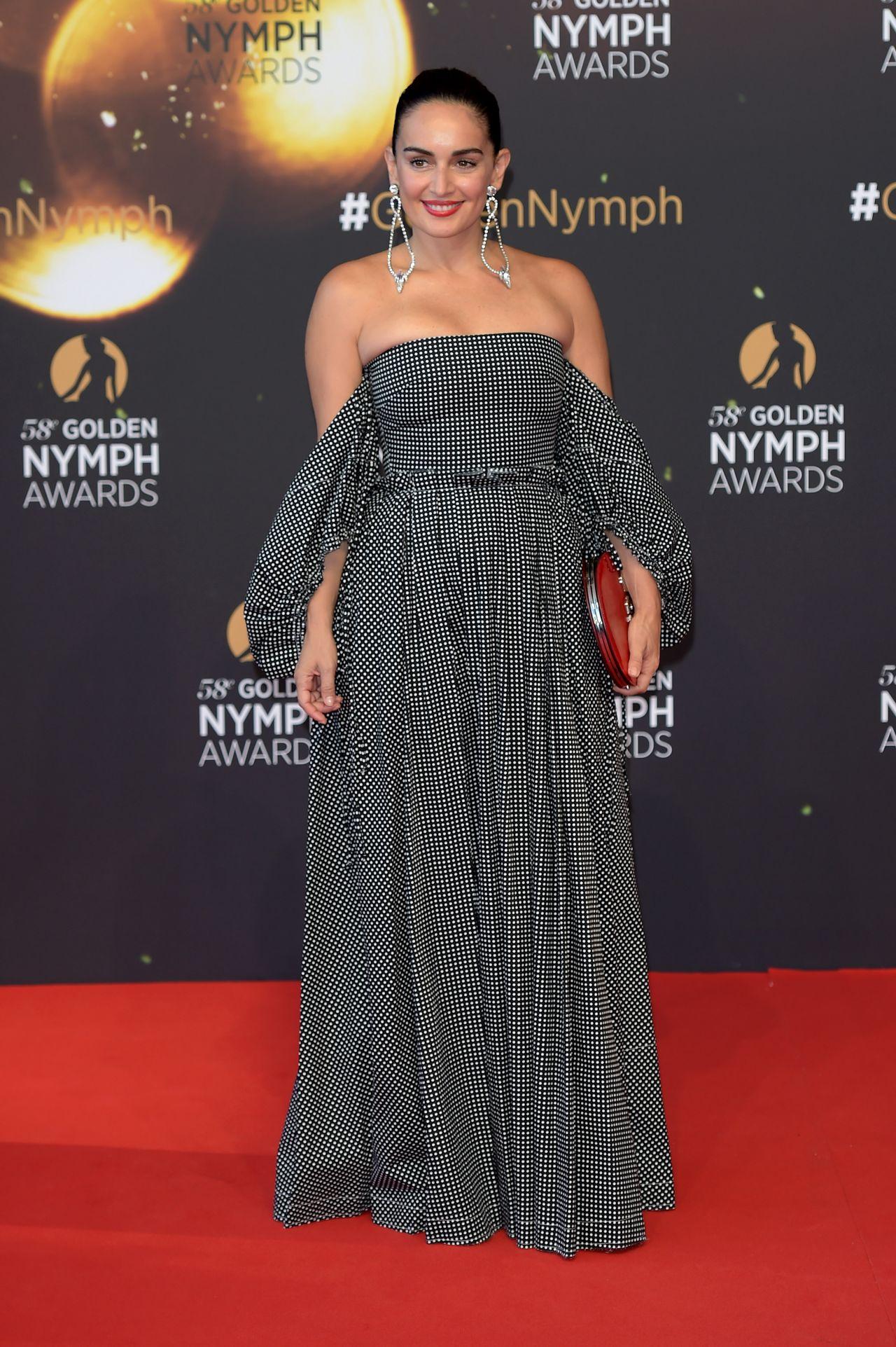 Ana de la Reguera  2018 Monte Carlo Television Festival