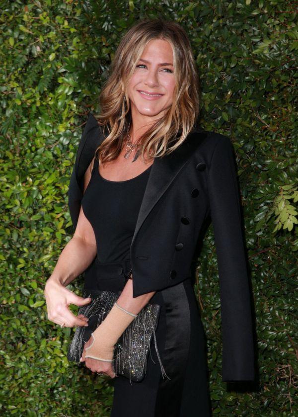 Jennifer Aniston - Chanel Dinner Celebrating Majestic