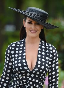 Kirsty Gallacher - Day Two Of Royal Ascot In 06 20 2018