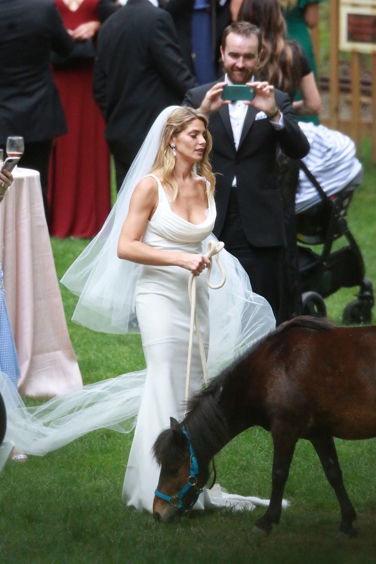 Ashley Greene At Her Wedding In San Jose 07062018