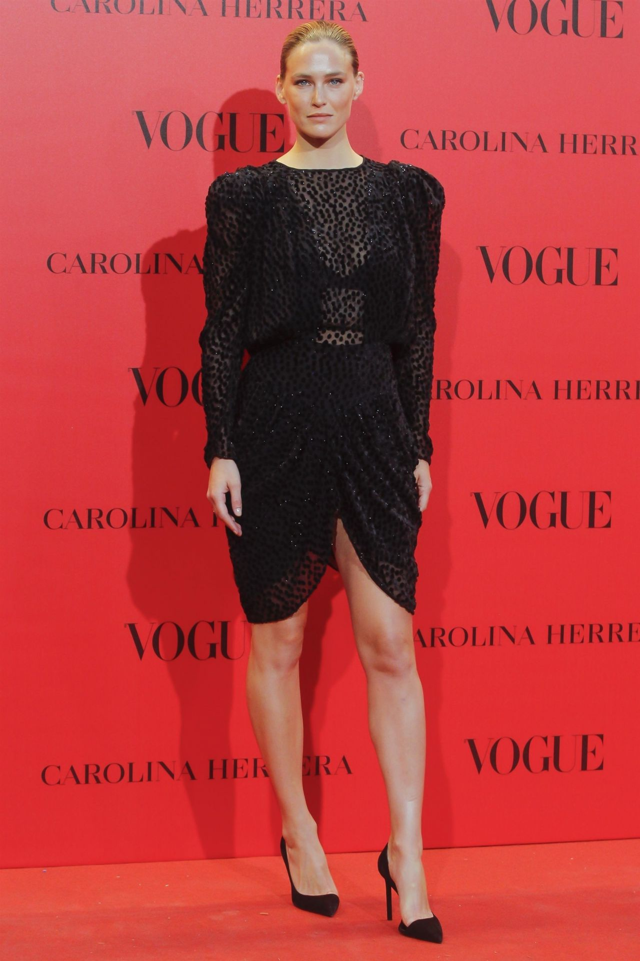 Bar Refaeli  VOGUE Spain 30th Anniversary Party in Madrid