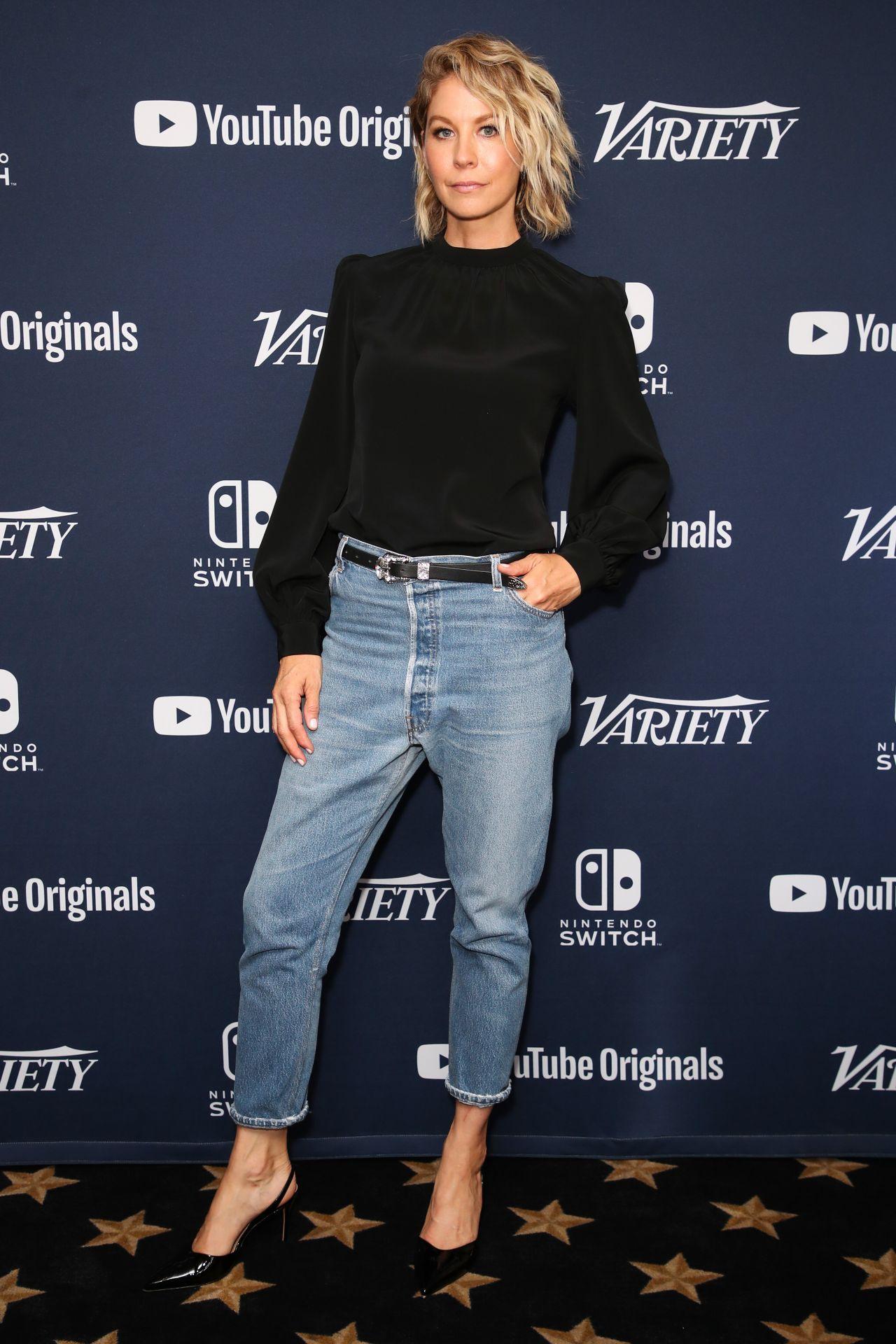 Jenna Elfman  Variety Studio ComicCon San Diego 2018