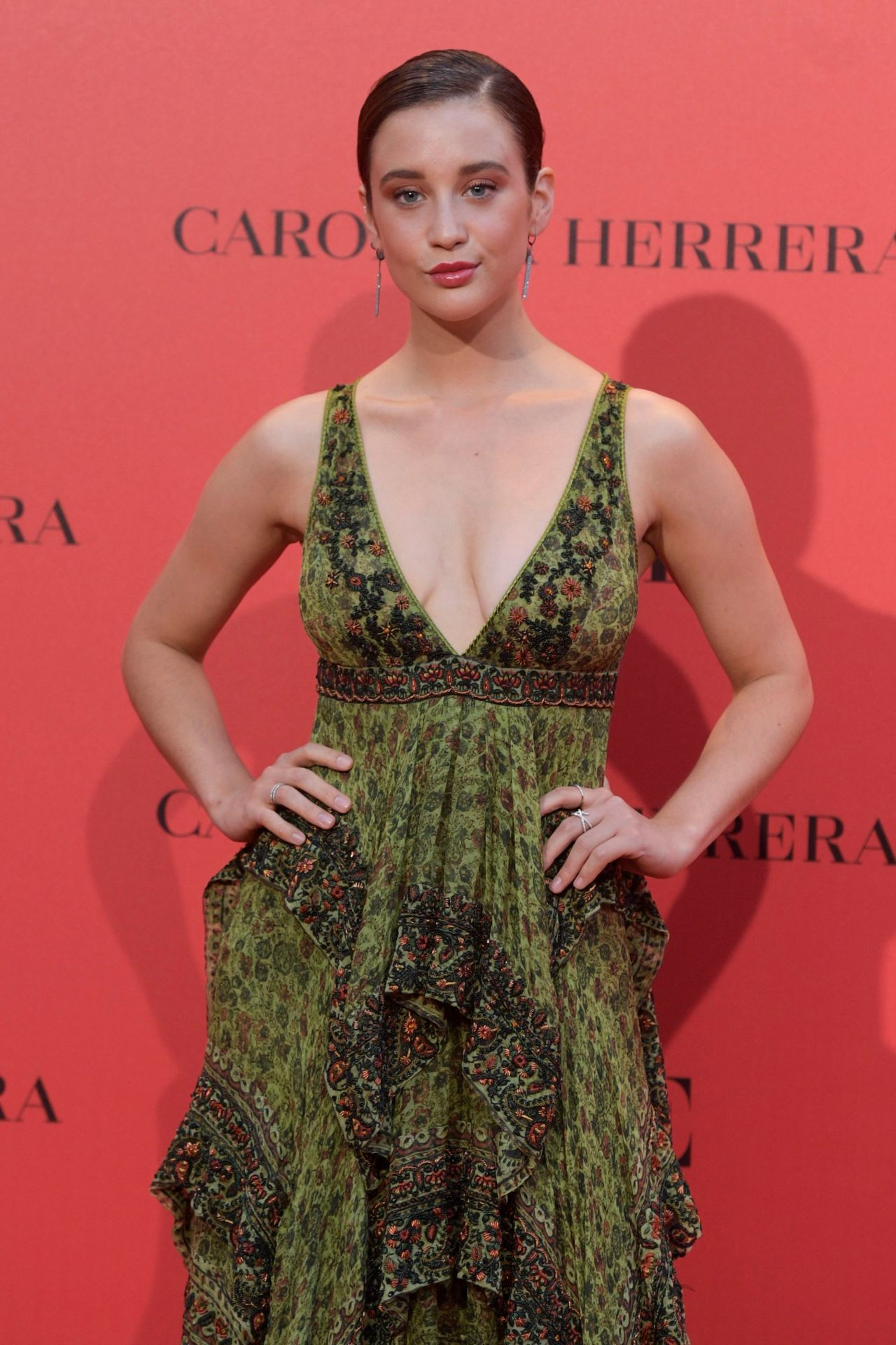 Maria Pedraza  VOGUE Spain 30th Anniversary Party in Madrid