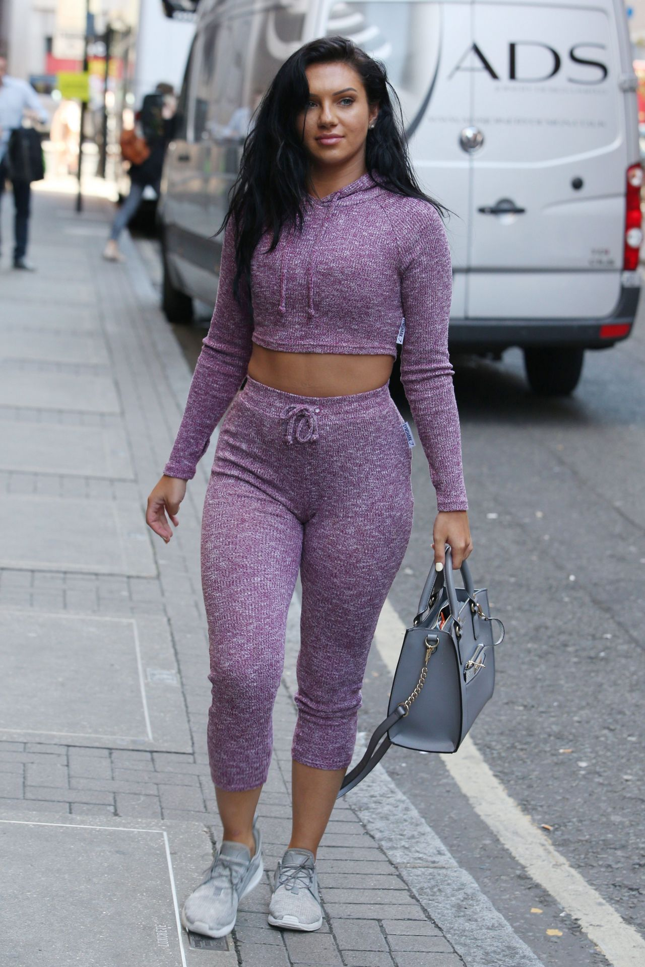 Alexandra Cane Out In London 07312018