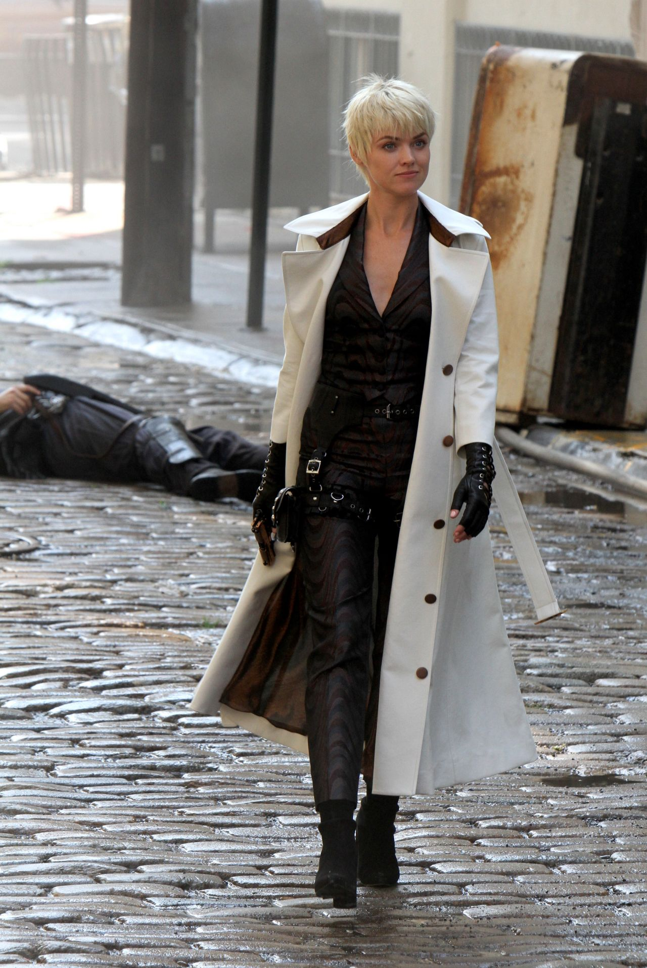 Erin Richards  Gotham Final Season Set in NY 08072018