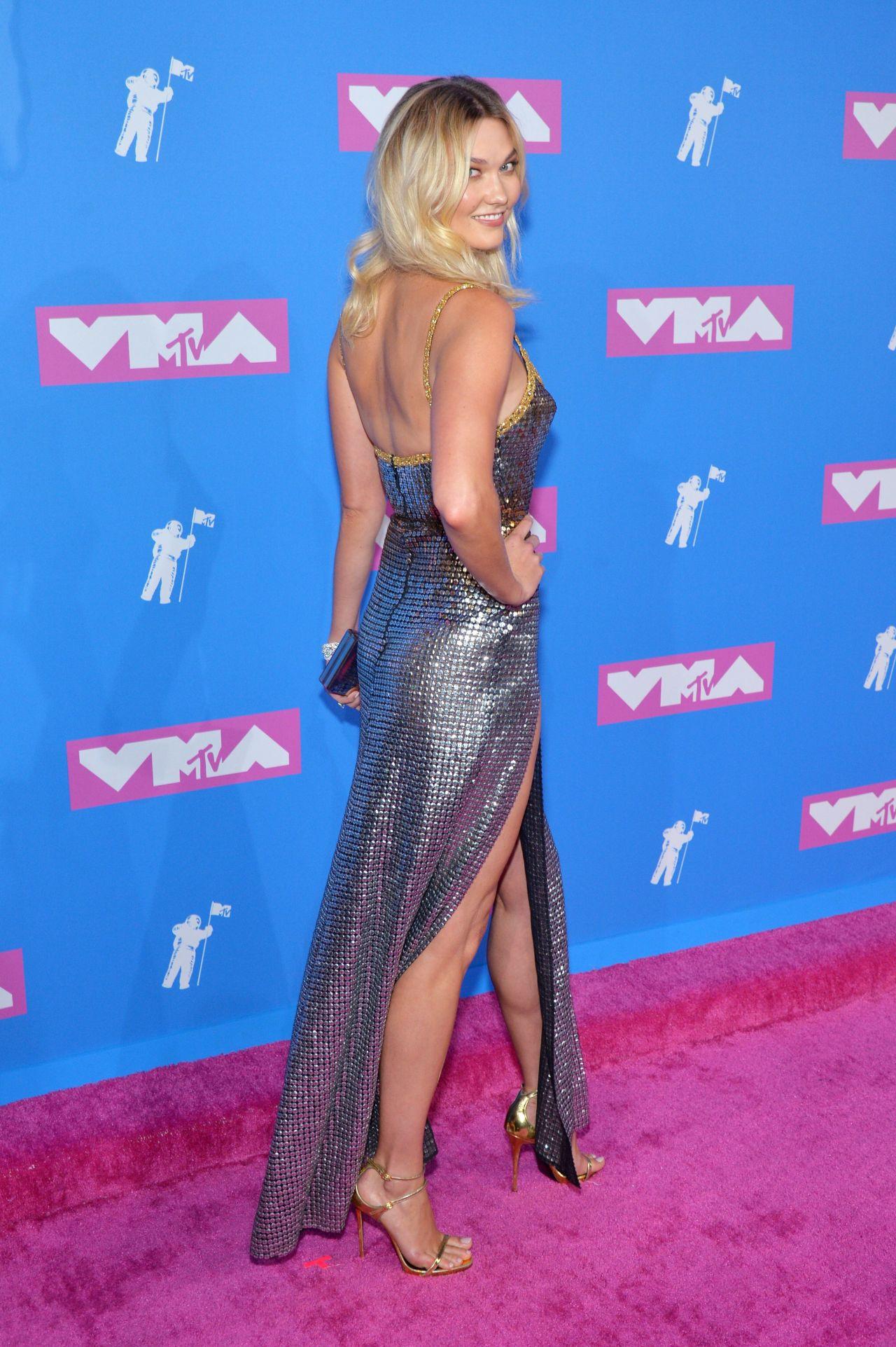 Karlie Kloss 2018 MTV Video Music Awards
