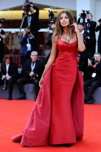 Madalina Ghenea  The Sisters Brothers Red Carpet at ...