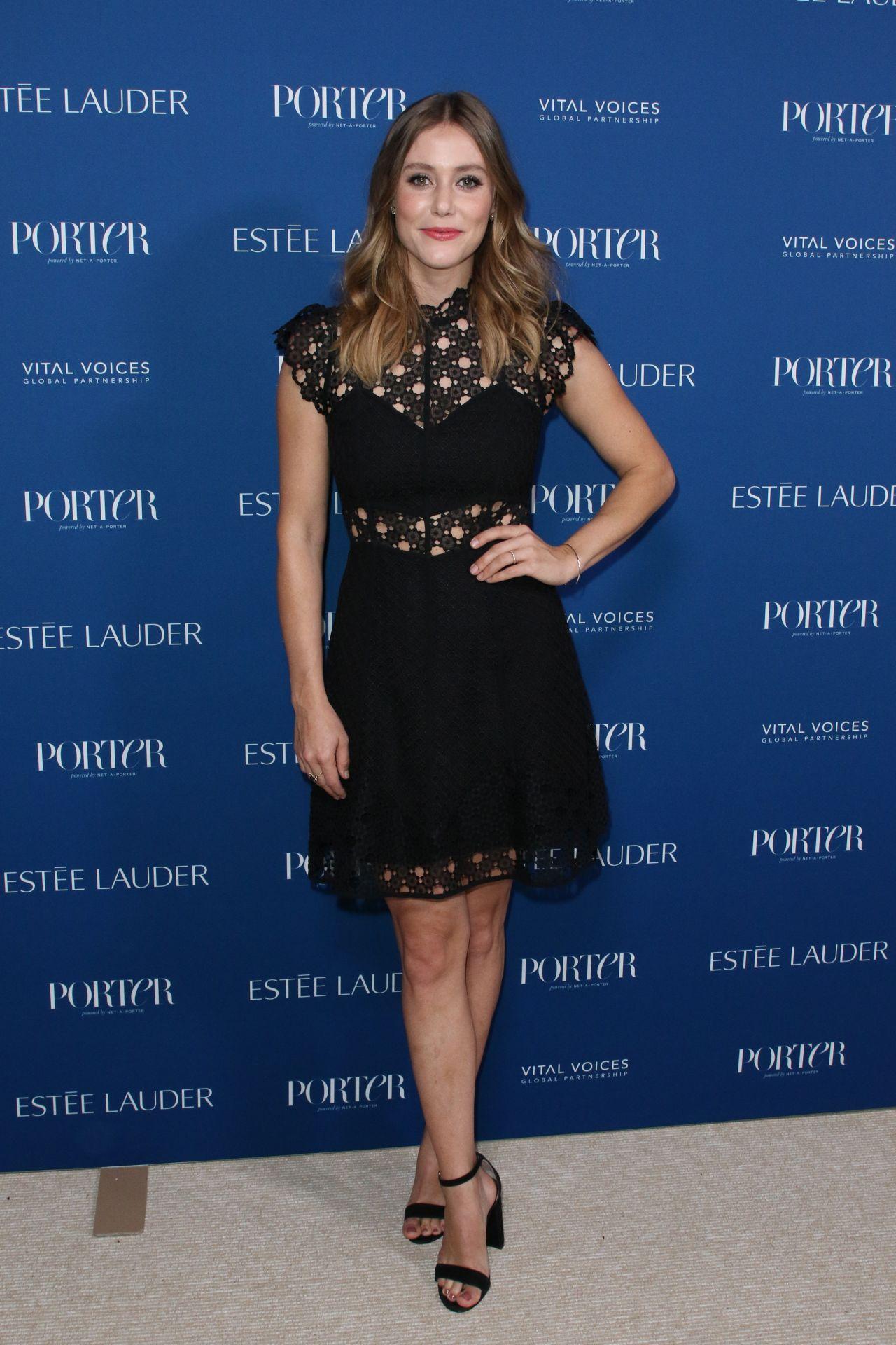 Julianna Guill  Porters Incredible Women Gala 2018
