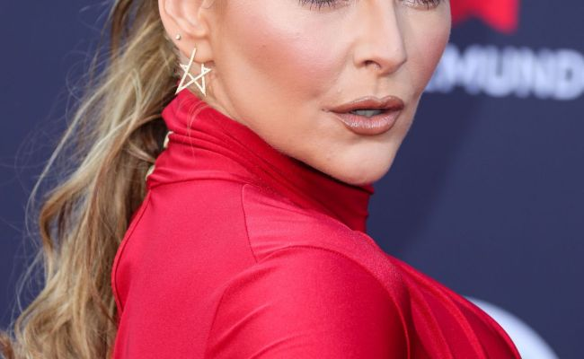 Marjorie De Sousa 2018 Latin American Music Awards In
