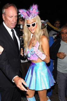 Paris Hilton Casamigos Halloween Party In Los
