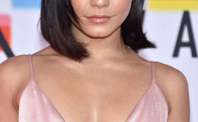 Vanessa Hudgens 2018 American Music Awards In Los Angeles